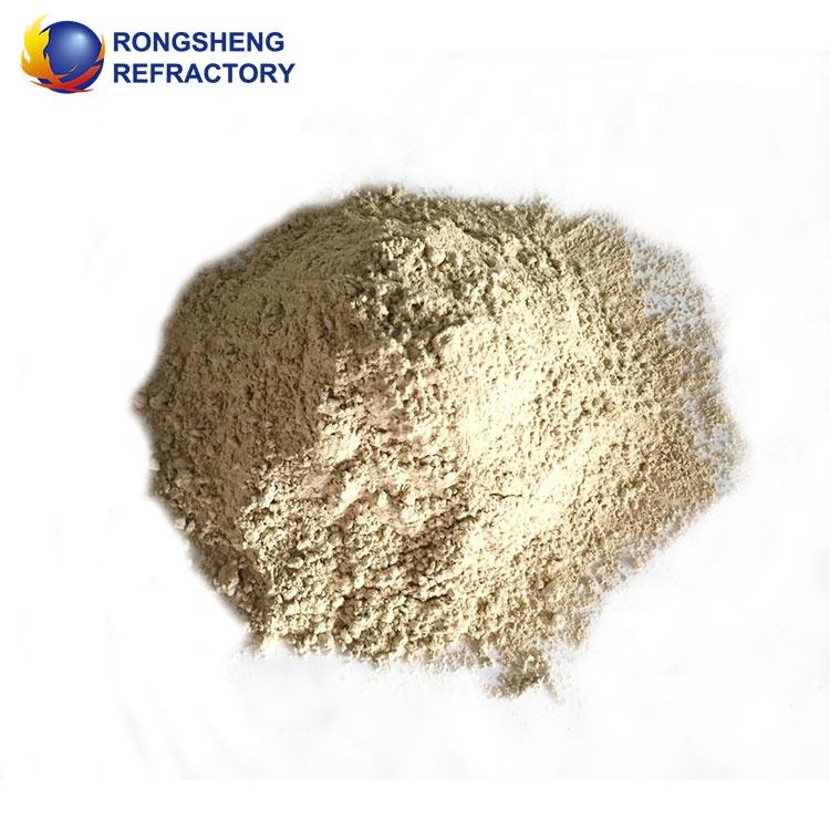 High alumina castable cement mortar yh2a refractory for ladle rotary kiln