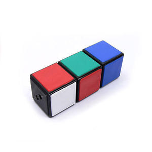 Commercio all'ingrosso su ordinazione logo pvc regalo aziendale cubo di Rubik a forma di pen drive 32gb 64gb Usb del Bastone di memoria flash USB flash Drive