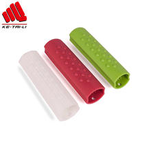 Wholesale silicone pan handle covers silicone cover for pot handle