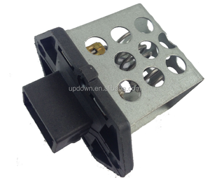 YNuo Reemplazo del Coche de Motor del Ventilador Resistencia for Ford Mondeo 93BB9A819AC 93BB-9A819-AC Color : Black