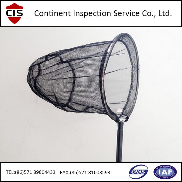 Nylon multifilament de pêche net services d'inspection et usine évaluation chargement supervision QC/QA traducteur service