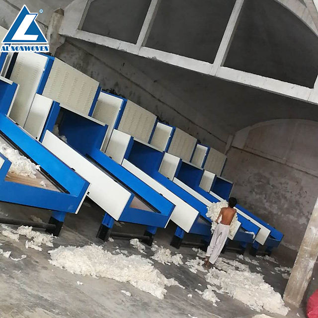 Electronical Weighing Cotton Bale Opener Machine/Fiber Bale Opener Machine for Needle Punching Machine Product