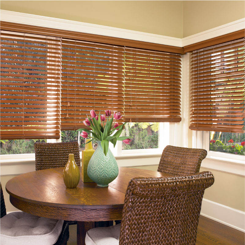 Designer home decor bamboo venetian blinds window curtain