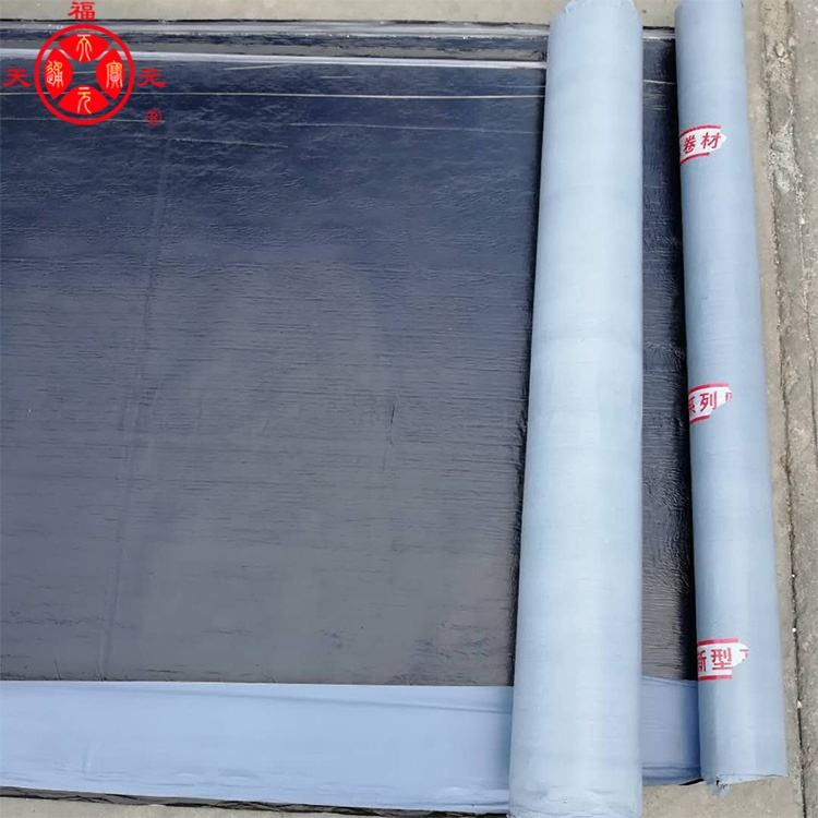 1 Year Warranty [ Material Waterproof ] Roofing Membrane Self Adhered Roof Bitumen Material Waterproof Membrane Felt