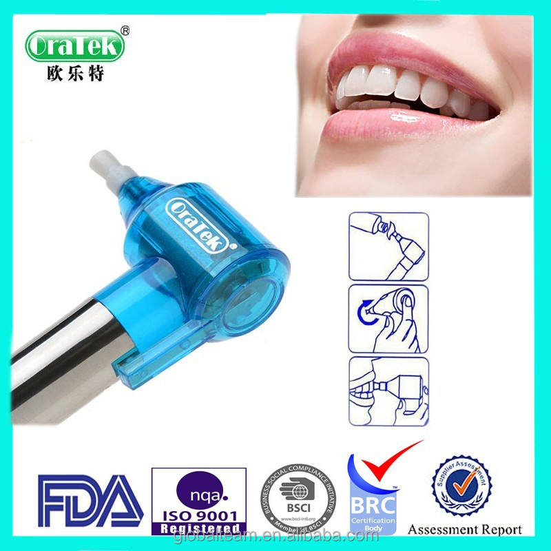 Home Use Cordless Electric Tooth Polisher for Teeth Whitening