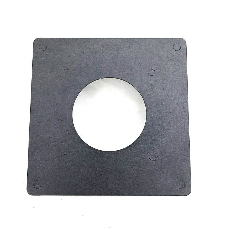 Mounting plate for arcade game tracking ball