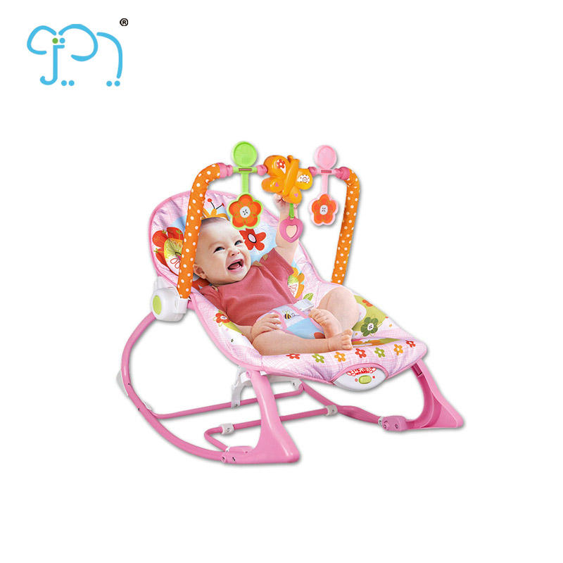 Luxury Baby Electric Cradle Swing For Music Swing Chair Baby With EN71