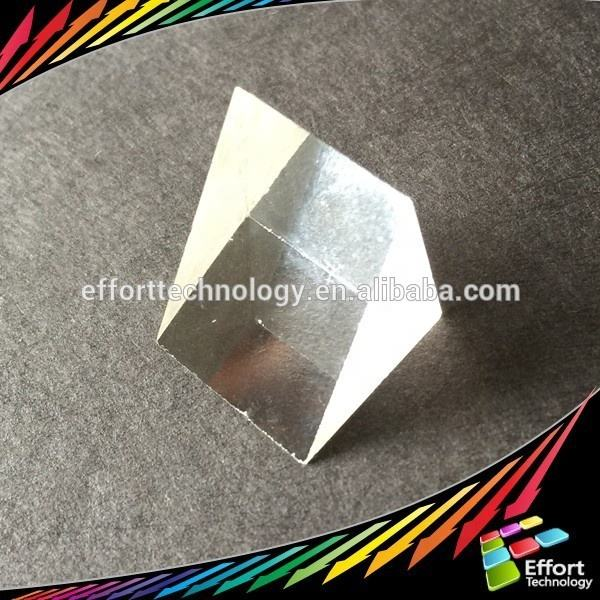 Triangulaire/angle droit/coin cube prisme