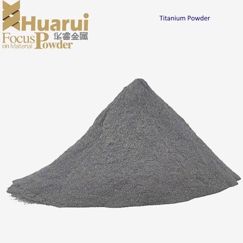 Low oxgen titanium powder (HDH CPTi) for powder metallurgy porous material