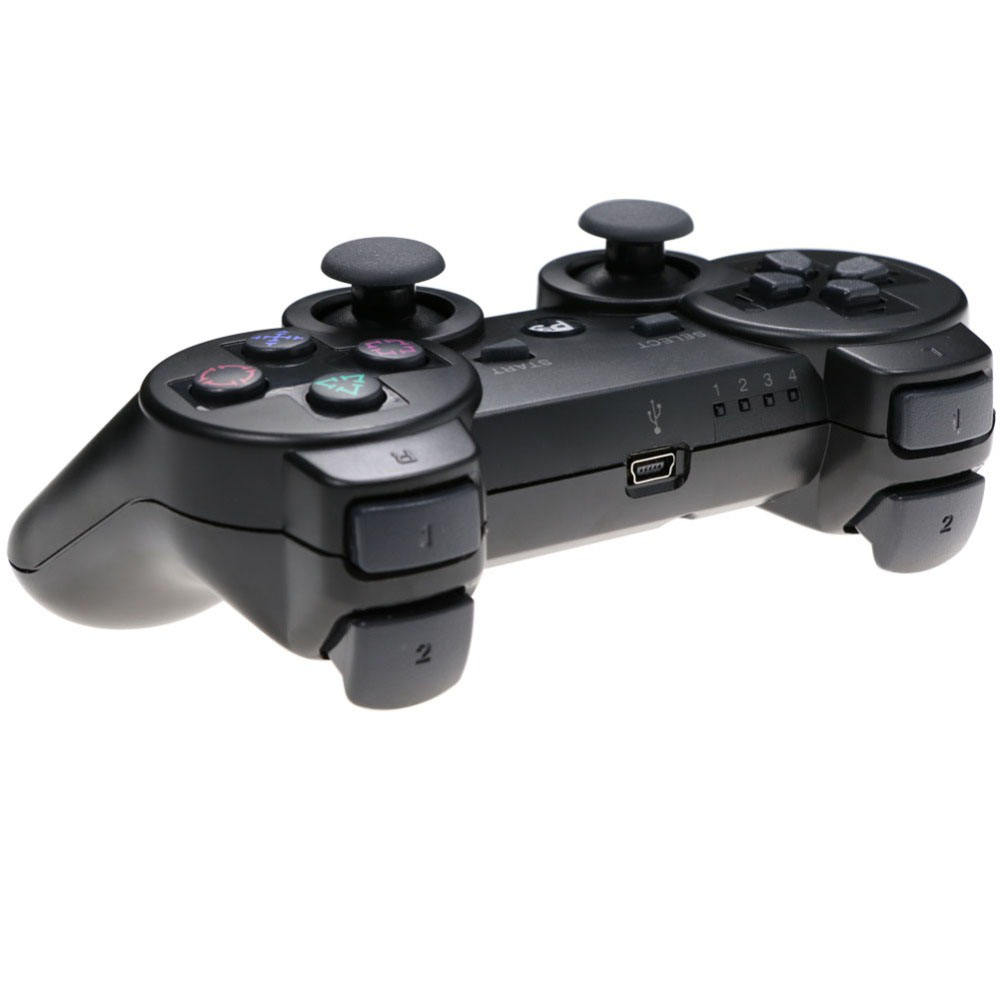 Draadloze Bluetooth Gamepad Remote Game Joypad Controller Voor PS3 Controle Gaming Console Joystick Voor PS3 Voor PC