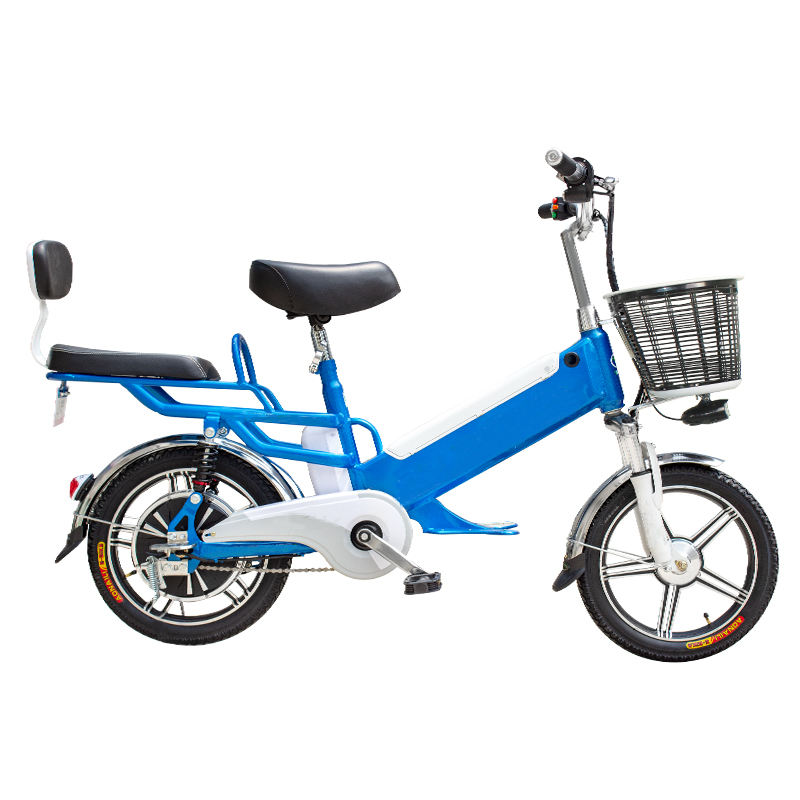 2019 new model 16 inch 48v electric bicycle with 10Ah lithium battery and 240W power