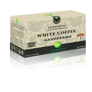 Lifeworth ganodermalucidum/reishi wit koffie fabriek direct