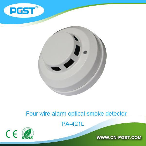 Сигаретный дым детектор с релейным выходом, EN 14604, CE, RoHS