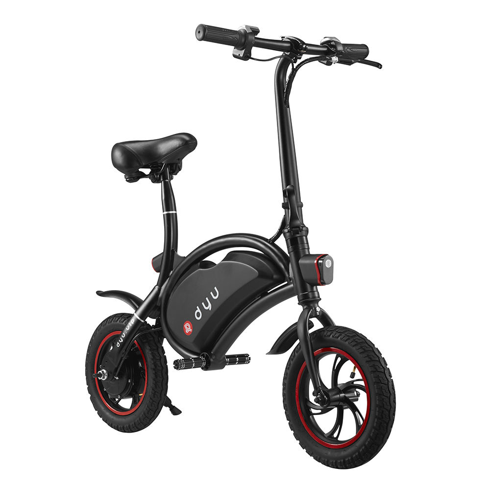 DYU D1the mais recente moda folding portátil motorcycle electric Bike/Scooter15 22-25 MPH Velocidade Máxima