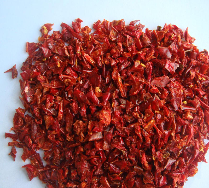 Certified KOSHER/ HALAL/ HACCP Dried paprika price for export