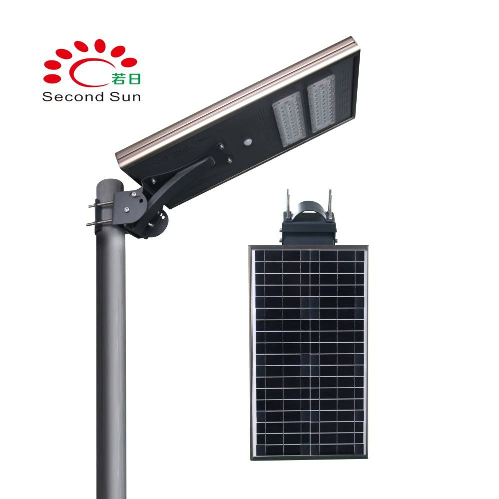 ip65 4000 lumens solar street lights outdoor for public areas