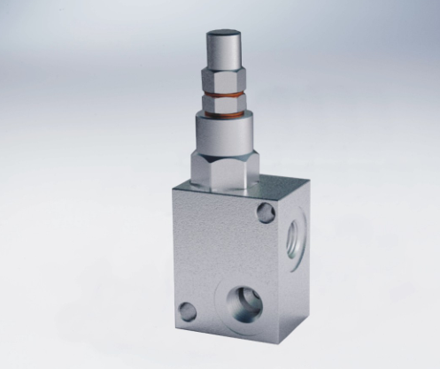 Factory price quality-assured VMP series pressure relief valve operation in hydraulic system