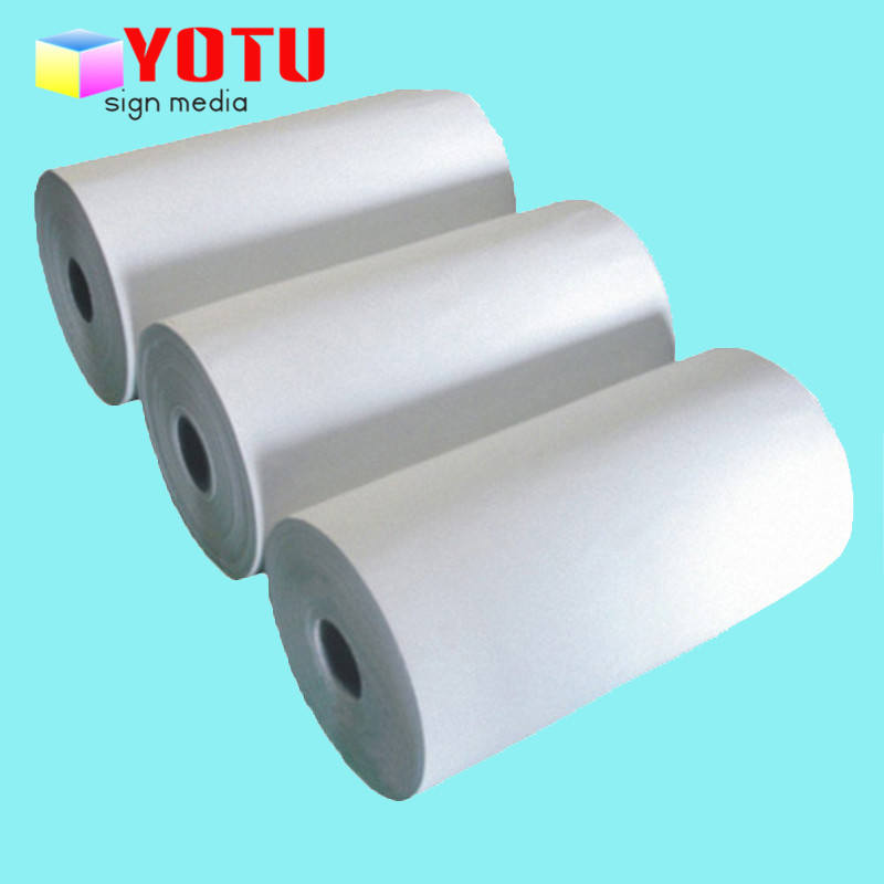PP paper Offset printing PP synthetic paper self adhesive polypropylene synthetic paper