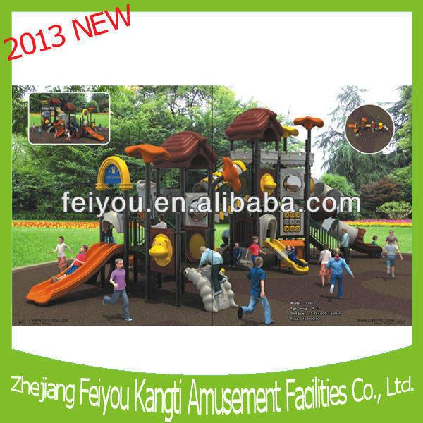 outdoor 2013fy06801 insiemi parco giochi giocherellona castello per i bambini bosco di camera di serie