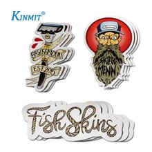 Kinmit Factory Selling Custom Personalized Promotional Stickers