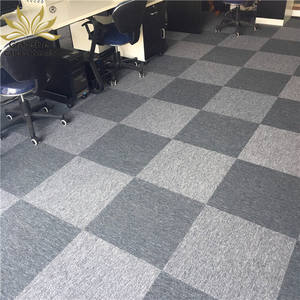 commercial floor washable square carpet tiles
