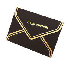 Order customization Professional printing popular post card with envelope