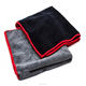 Multi-functional microfibre cloth car wash car cleaning cloth