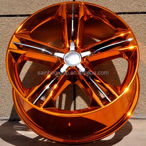 High quality New design car cheap price alloy wheels made in china F70311