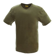 Custom T Shirt Men's Short Sleeve Military Uniform T Shirt