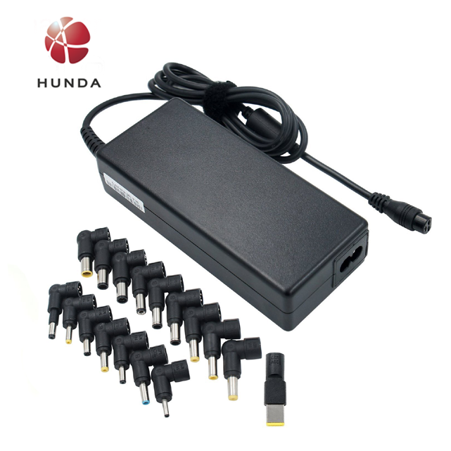 40W Mini Universal Laptop Notebook Power Adapter Carregador para Ultrabook
