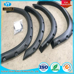 Wheel Arch Duster Plastic ABS Fender Flares