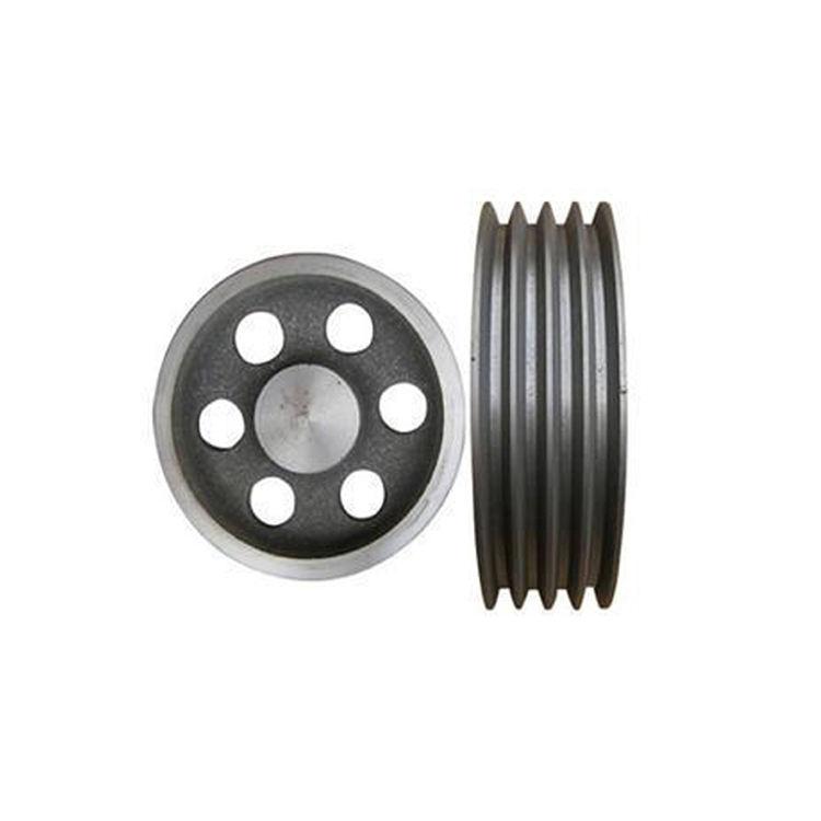يلقي الحديد حزام عجلة بكرة بكرة v مخدد