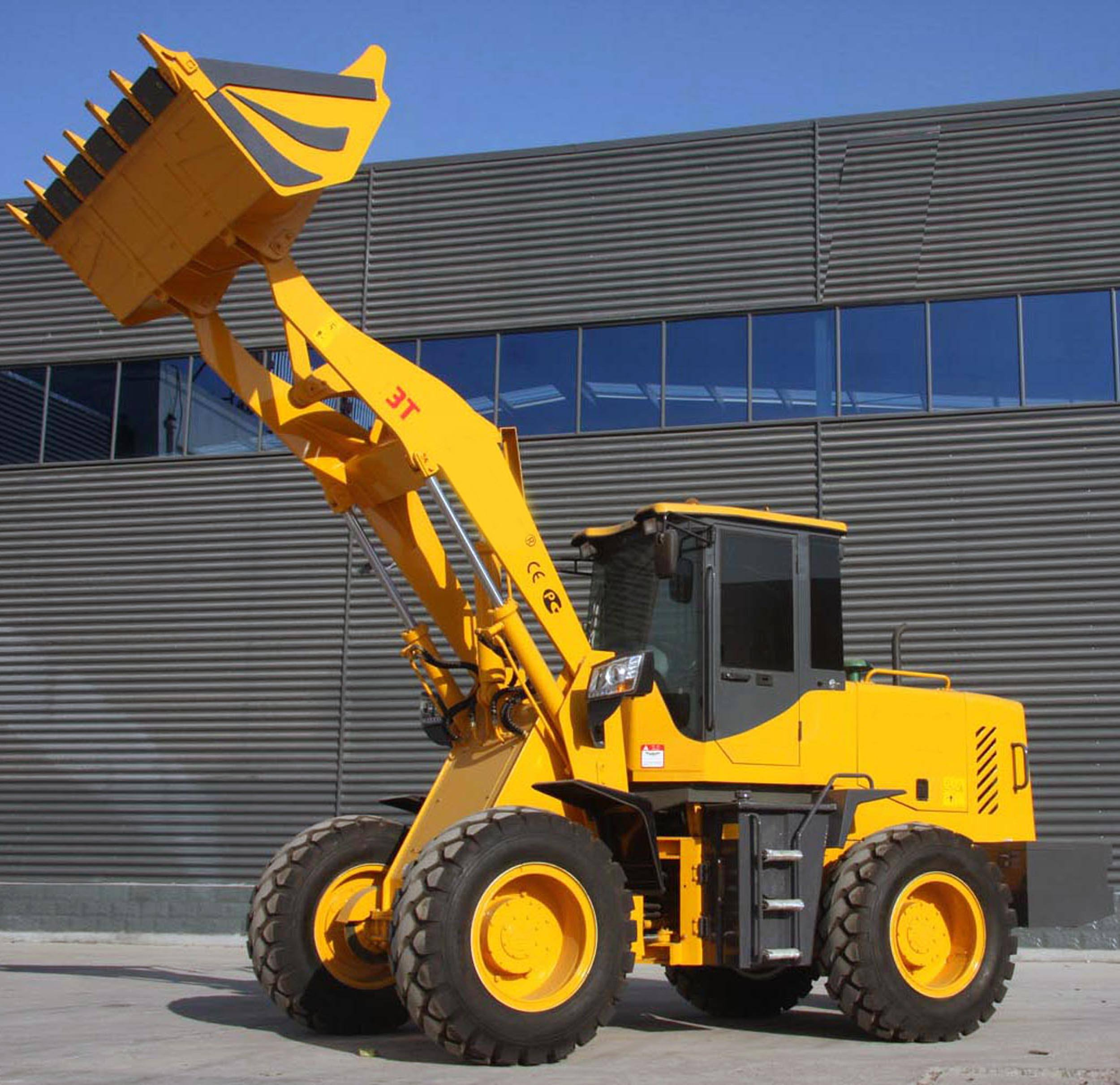 3t heavy duty construction equipment wheel loader zl936 with cheap price