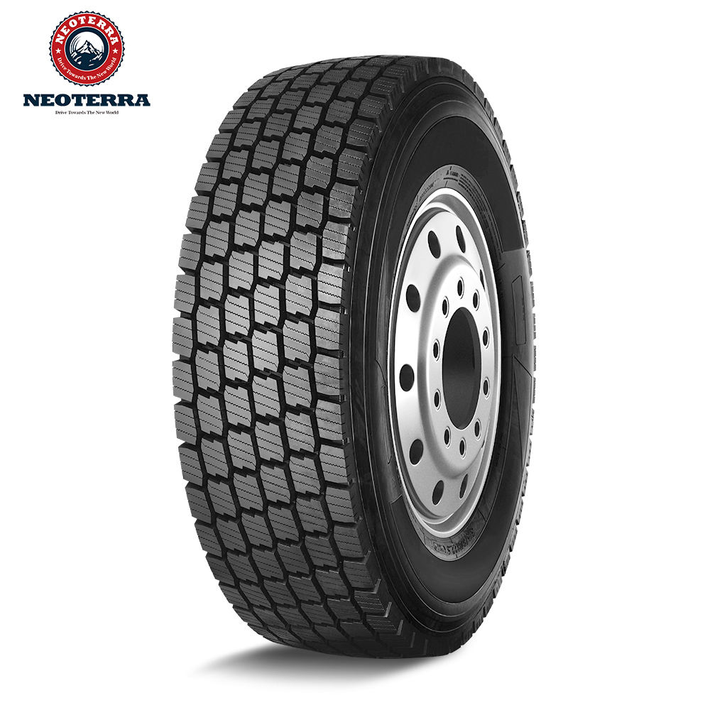 Winter Truck Tyre 315/80R22.5 M+S design for East Europe market inventory in stock Fast Delivery from China