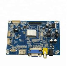 For lcd display HD-MI,VGA, AV, USB AD driver board