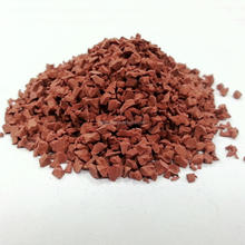 Dark Chocolate Chips, EPDM rubber Granules, Rubber Tires / Chips -FN-D150341