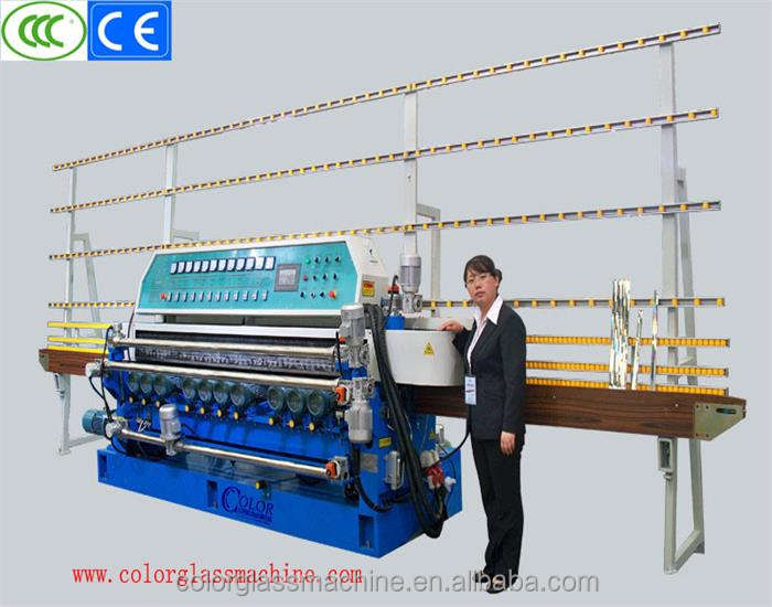 Factory Price New Design mini glass beveling machine
