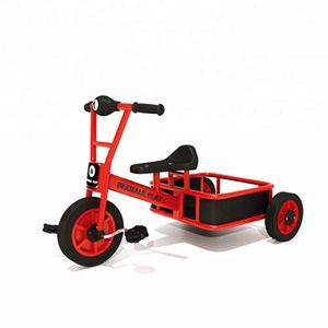 Children Outdoor Tricycle Kids Tricycle Metal for sale