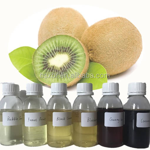 Water soluble food grade concentrated kiwi flavors liquid, wholesale Al Fakher hookah shish concentrate tobacco flavor