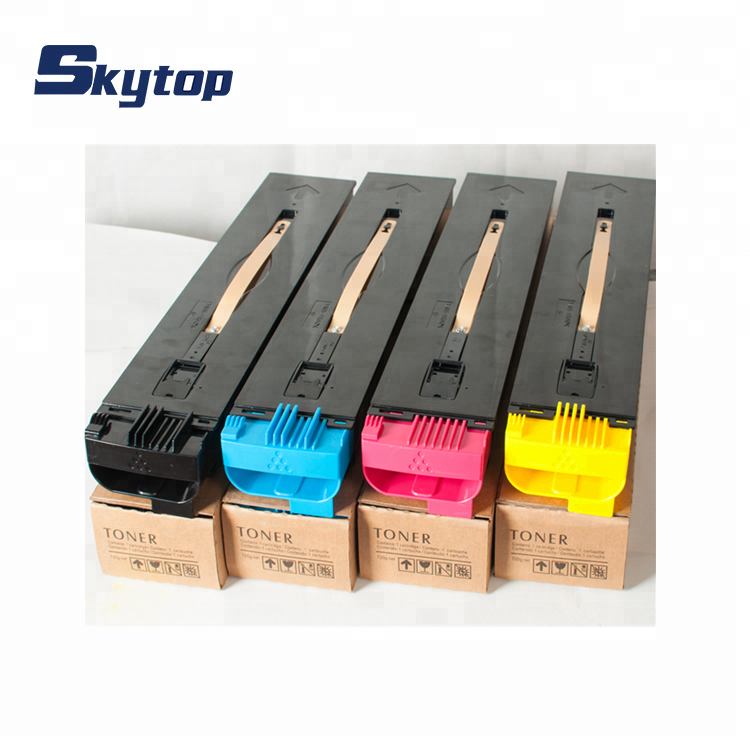 4 Toner Chips for Xero WorkCentre 7655 7665 7675 7765 7755 006R90362 ~ 006R90365