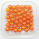 Wholesale colored small glass balls
