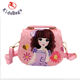 Pink Print Cute Bag Online Shipping Cross Body Saddle Kid Bag