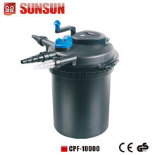 SUNSUN GS/CE Pond Filter Equipment For Koi with Built-in 11w UV 10000 L/h