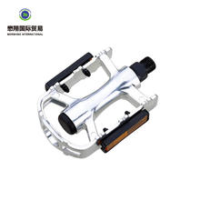 Custom wholesale high quality fashion bike parts alloy pedals