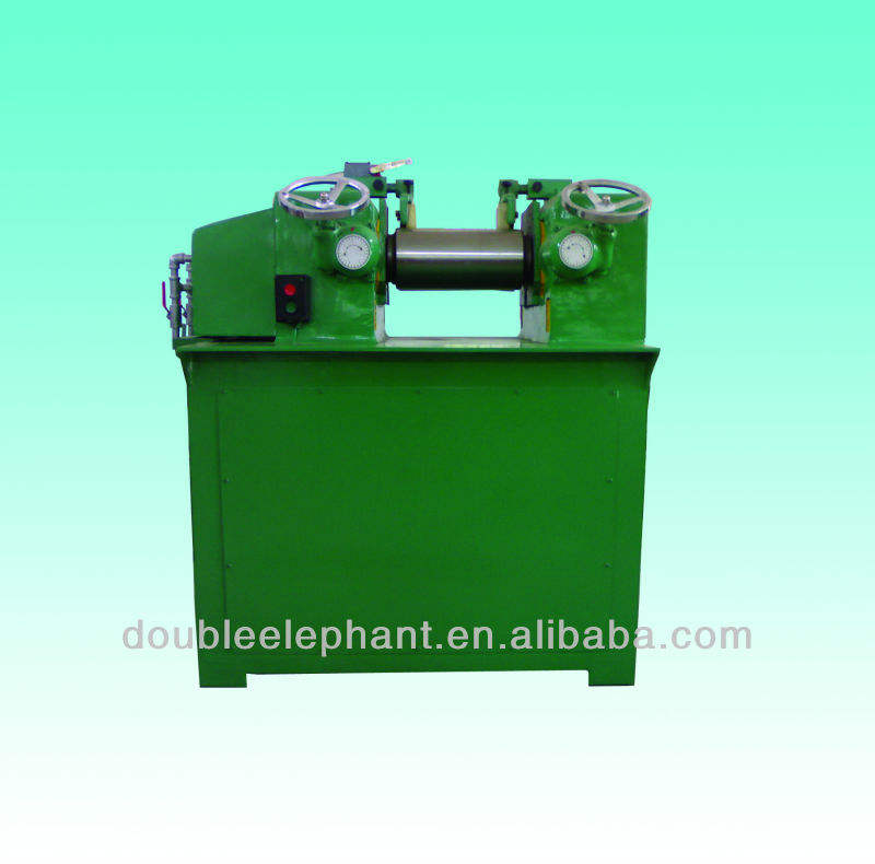 china two roll laboratory rubber mixing mill