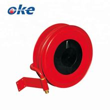 Fire Fighting Equipments Manual Retractable Water Hose Reel Drum