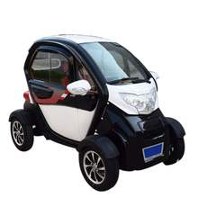 Voiture Electrique CEE Scooter Fechado 3 Lugares Electric Car for Adults