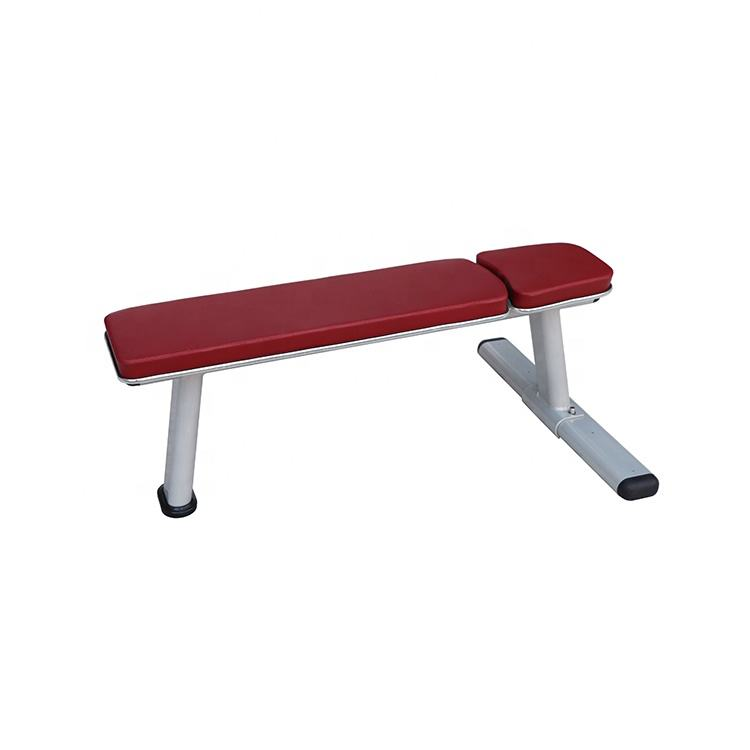 LJ5533 heavy duty functional small portable weight lifting flat chest press bench