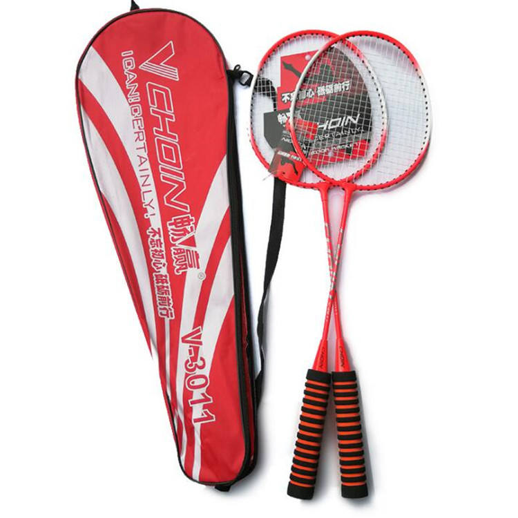 Factory Price Custom Logo Badminton Racket