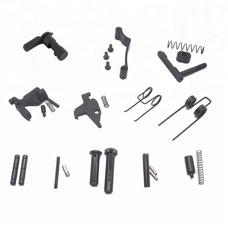 Enhanced AR15 Lower Parts Kit 223/5.56 Spring Kit Replacement with Safety Selecter Magazine Catch